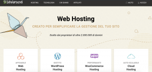 Siteground hosting e dominio, Giovaniconlap.iva