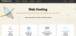 Siteground hosting e dominio, Giovaniconlap.iva